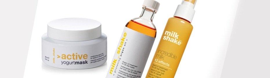 Milkshake treatments