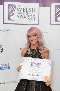 Shelley_pengilly_stylist_welsh_hair_and_beauty_awards_Shelleys_salon_bridgend