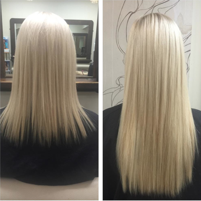 This Weeks Incredible Transformations With Kapello Hair Extensions