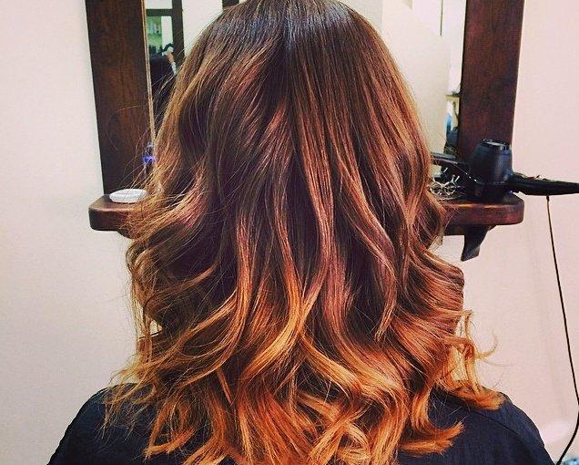 autumn hair colours 2015
