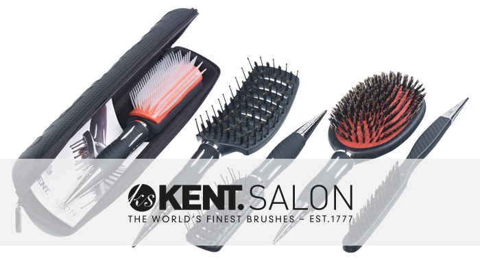 KENT.SALON Brushes - Salon Styling at home