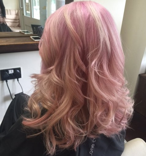 Shelley answers your FAQ's about Pastel Hair