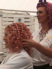 milk_shake_hair_glastonbury_pop_up_salon_festival_shelley_pengilly_shelleys_salon_Bridgend