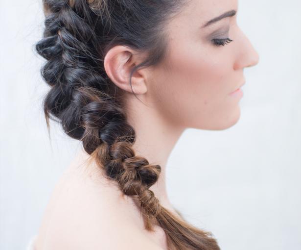 Rain-Proof your festival hair @ the milk_shake Pop Up Salon