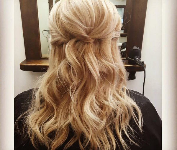 Brunettes! Can you pull off going blonde?