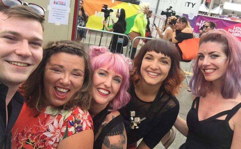 Pride London 2017 sponsors milk_shake