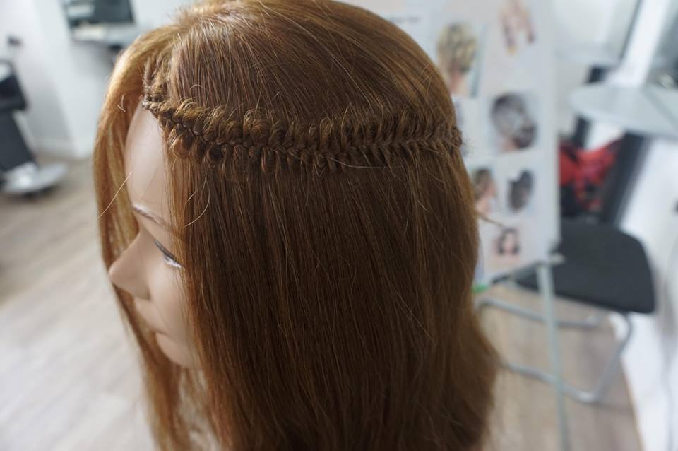 Shelley Hosts Hair Up Course At Rendezvous