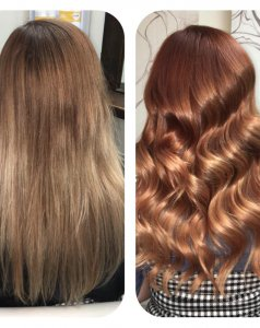 Hair Colour at Bridgend