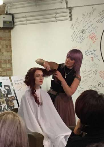 Hair Up Education with Shelley Pengilly